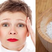 Here is How To Instantly Stop A Migraine With Salt