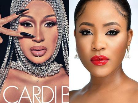 Beauty Battle: between Cardi B And Erica, Who Is More Beautiful? (See Pictures)