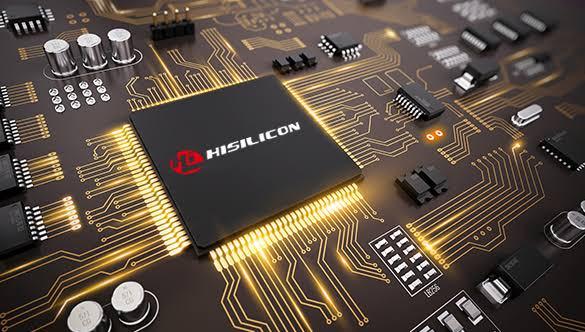 Huawei Y7P chipset