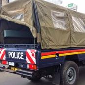 40 Year old Man Posing as a Fake Police Officer Arrested in Lang'ata