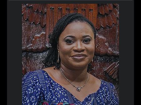 Biography Of Charlotte Osei(Former EC Boss).