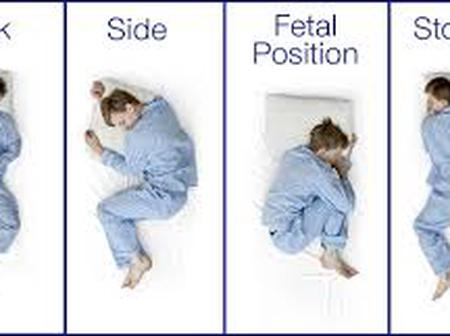 The Preferable Sleeping Position For Better Sleep And Health