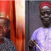 Popular Nollywood actor dies months after battling sickness