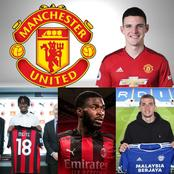 Sartuday Evening Transfer News:  DONE DEALS, Man United And Chelsea In Race For Declan Rice, Chelsea To Loan Out Top Defender