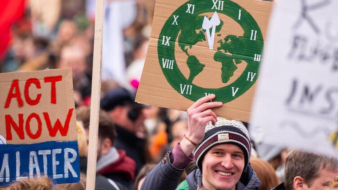 Lehrerverband kritisiert Teilnahme von Schülern an Klimastreik - Berlin