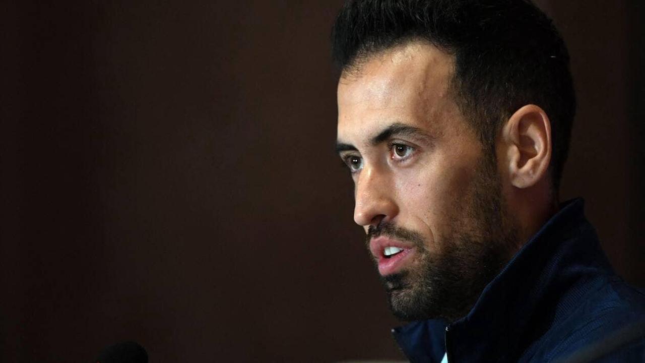 Euro 2021. Négatif au Covid-19, Sergio Busquets fait son retour avec l'Espagne