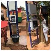 Read What Nigerians Are Saying As Ghana Installs Water ATM. (Photos)