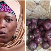 After A Man Showed The Number Of Onions He Bought For N70 In Gombe, See What Aisha Yesufu Said
