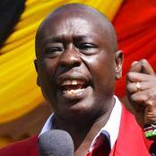 MP Rigathi Gachagua Sends A Strong Warning To Raila Odinga Over An Alliance With DP Ruto [Video]