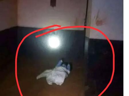 """Lord Have Mercy"" See What A Lady Did To Her New Born Baby That Got People Talking"