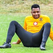 Itumeleng Khune goes viral after losing younger sister