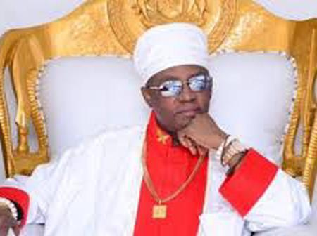 See pictures of the beautiful palace of Oba of Benin