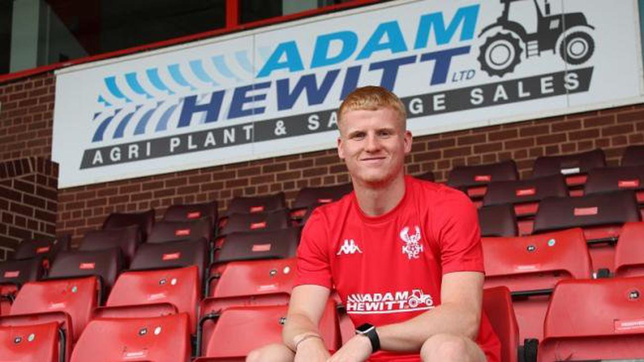 Kidderminster Harriers sign young Football League defender on loan