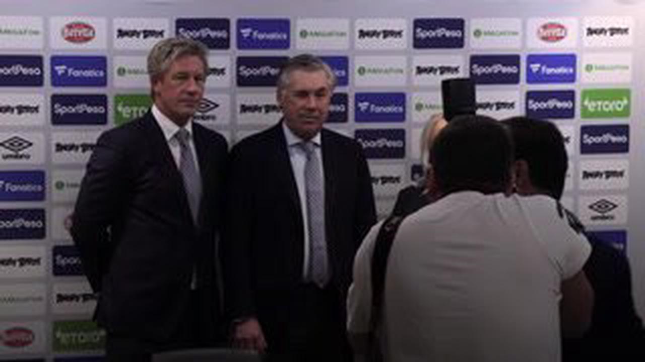 Rafa Benitez explains why Everton 'needed' James Rodriguez transfer and makes Farhad Moshiri claim
