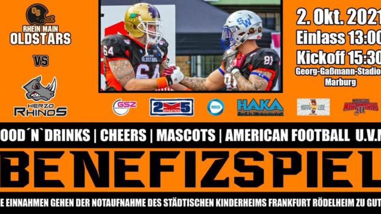 Old Stars starten Ticketverkauf für das Benefiz Spiel in Marburg