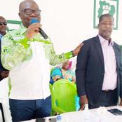 Législatives de 2021 à Oumé : Les atouts solides de Lagui Kouassi Joachim