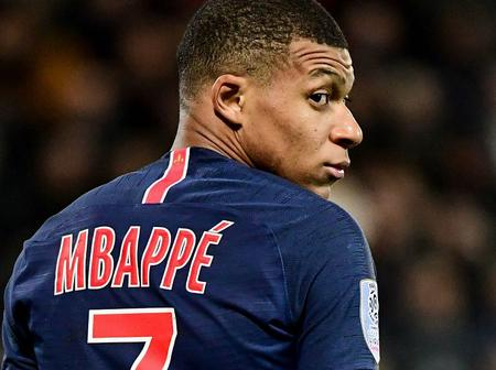 Paris Saint Germain Makes Decision On Mbappe, See The Player They Plan To Sign To Replace Him