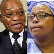 It Was Revealed That Dudu Myeni Did Not Visit Zuma Alone, This Top Politician Was There With Her!