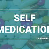 If You Do Self Medication Then This Article Is For You See Why You Have To Stop It