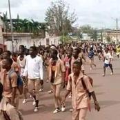 Gagnoa : des élèves paralysent la ville, les raisons
