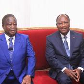 Dialogue politique : voici la date à laquelle Bédié et Alassane se rencontreront à nouveau