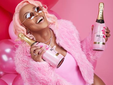 DJ Zinhle celebrates her birthday in style, see pictures here