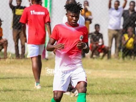 We Are Not Afraid Of Accra Hearts Of Oak - Eleven Wonders Marksman Salifu Ibrahim Declares