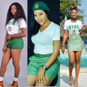 Fashion Or Madness: See Stunning Photos Of How These Ladies Abused The NYSC uniforms