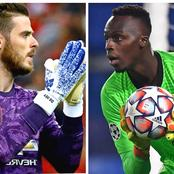 After Mendy and DeGea kept clean sheets, see how the EPL Golden glove table looks like