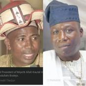 After he gave killer herdsmen ultimatum to leave an area in Oyo, See what Sunday Igboho said