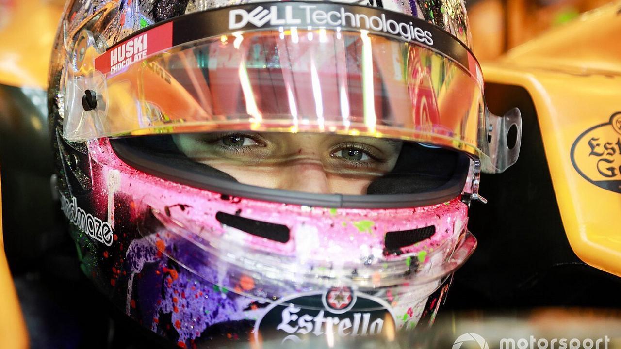 Comment Norris a évolué depuis ses débuts en F1