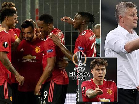 Manchester United: Un nouveau coup dur pour les hommes de Ole Gunnar Solskjaer avant le PSG