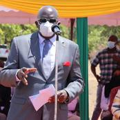 Schools to Reopen For Third Term Next Month, Prof. George Magoha Insists