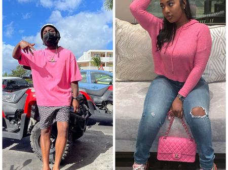 Moments After Davido Was Seen Holding A Lady, See The Photo He Posted That Got Reactions
