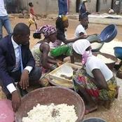 Découvrez ce jeune ivoiren qui transforme les déchets agricoles en bien d'utilité public