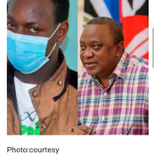 A Man Who Threatened To Shoot President Uhuru Kenyatta Charged