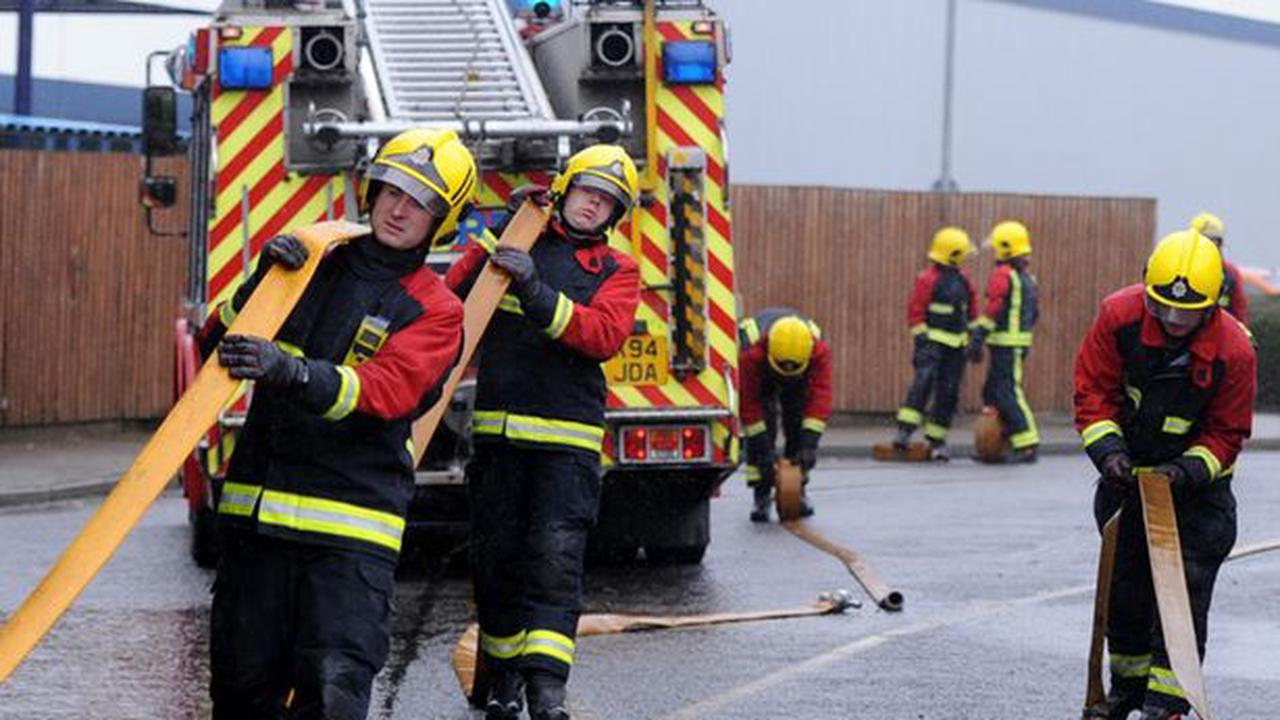 Willenhall home 'destroyed by severe fire'