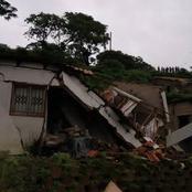 Heavy rains, Three dies in KZN