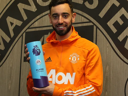 Bruno Fernandes Sets New Record As He Wins Premier League Player For December