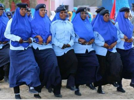 This Is What The AMISOM Forces Are Doing To Somalia Security Agencies Before They Leave The Country