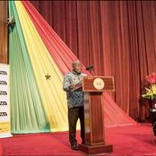 Ghana Cannot Afford to Allow the Opportunity of the AfCTA to Slip - Prez Akufo-Addo