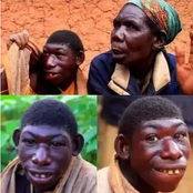 Meet a 21-year-old  Boy Who Can't Speak or write but Eats Grass and Stays In The Jungle [Video]