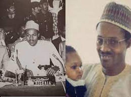 See Throwback Photos Of President Buhari, GoodLuck Jonathan And Obasanjo