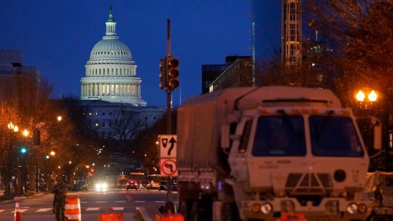 Man arrested armed near the Capitol was released: 'I was lost'