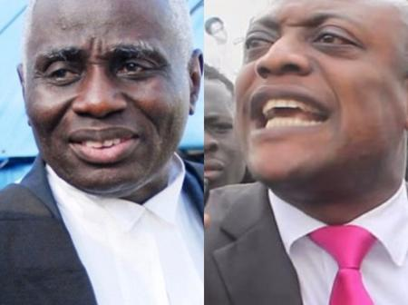 You cannot dictate for the court- Maurice Ampaw tells Tsatsu Tsikata