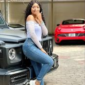 You are becoming chubby - Fan tells Regina Daniels (pictures)