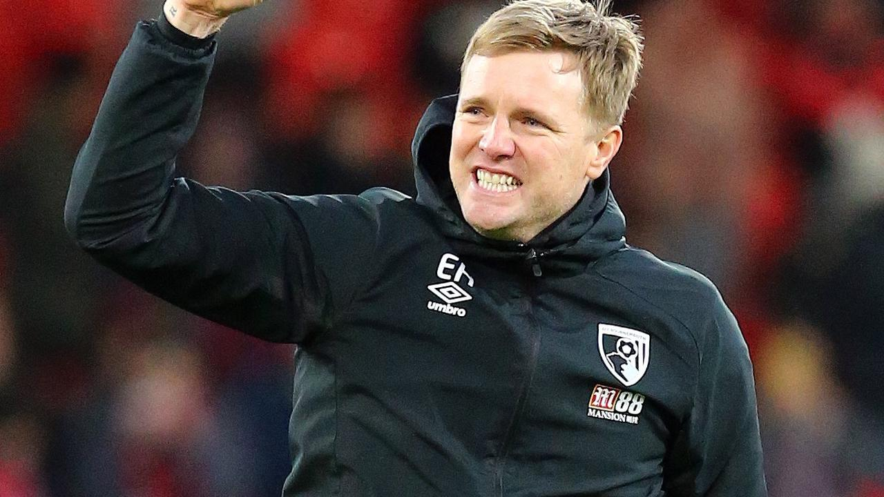 Eddie Howe is ideal for Celtic but they won't wait forever, warns John Collins