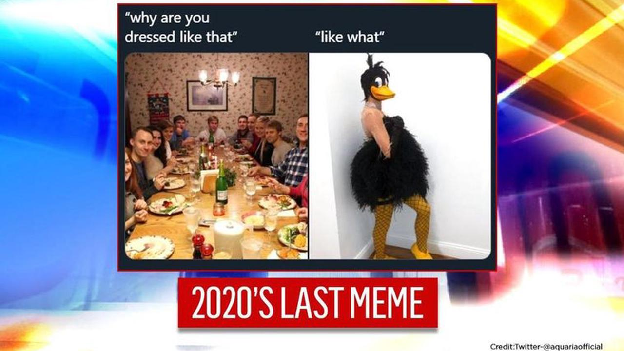 'Why are you dressed like that?' is probably 2020's last meme – 23 of the best