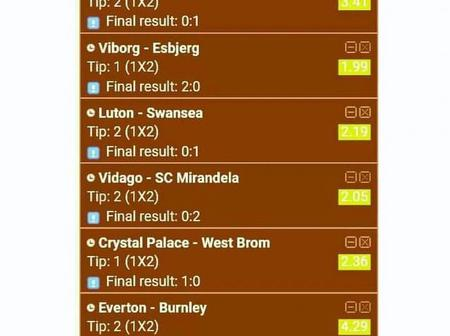 Must Win Saturday Multibet To Bank on For a Big Return