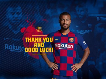 Agreement With PSG To Transfer Rafinha
